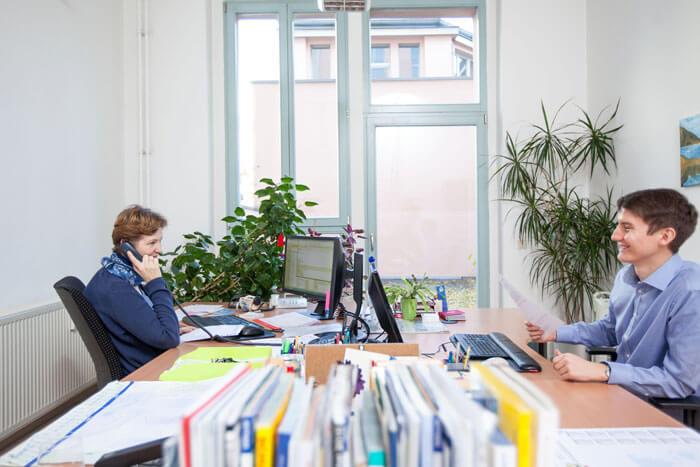 übersetzer büro